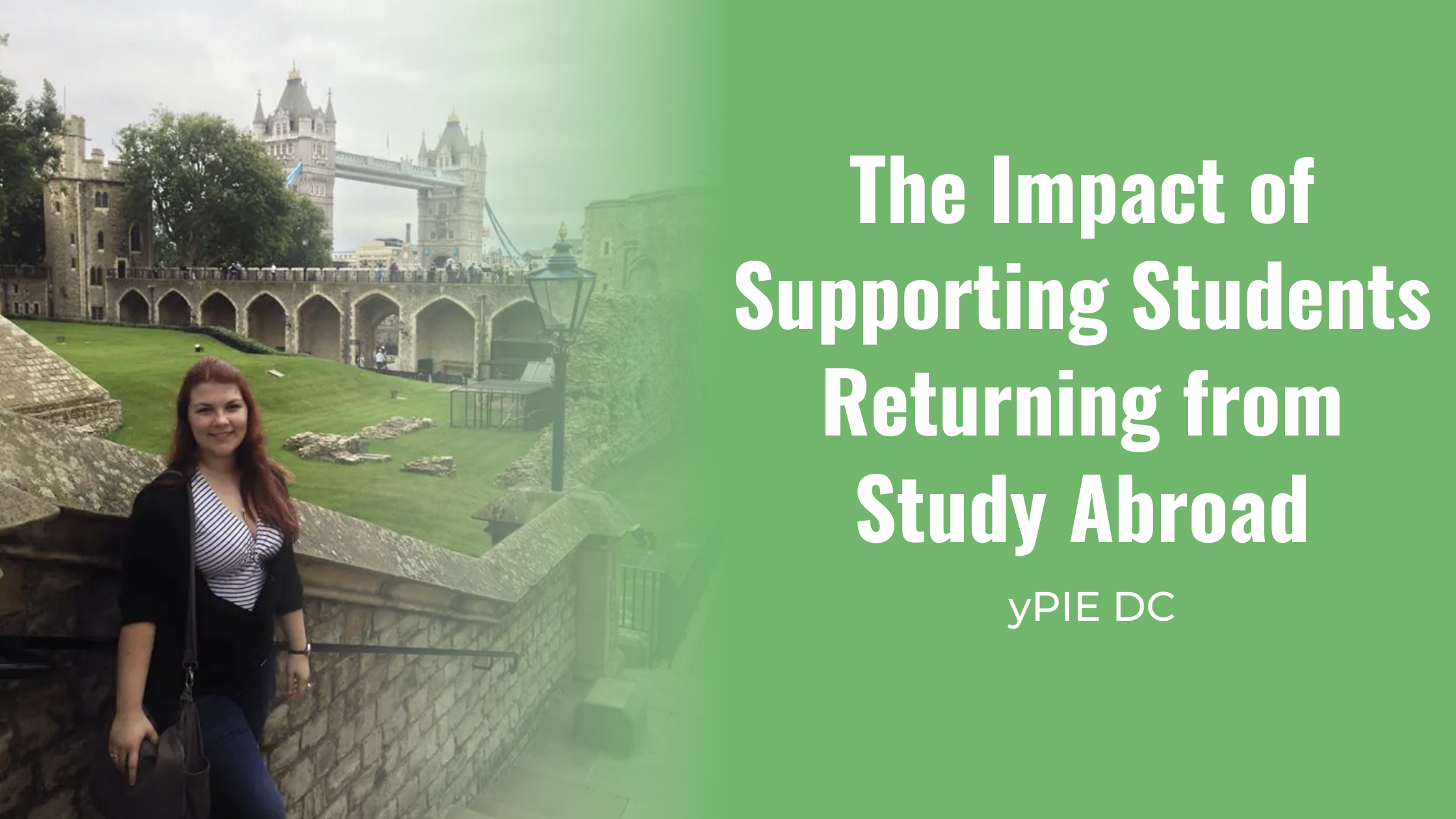 the impact of supporting students returning from study abroad