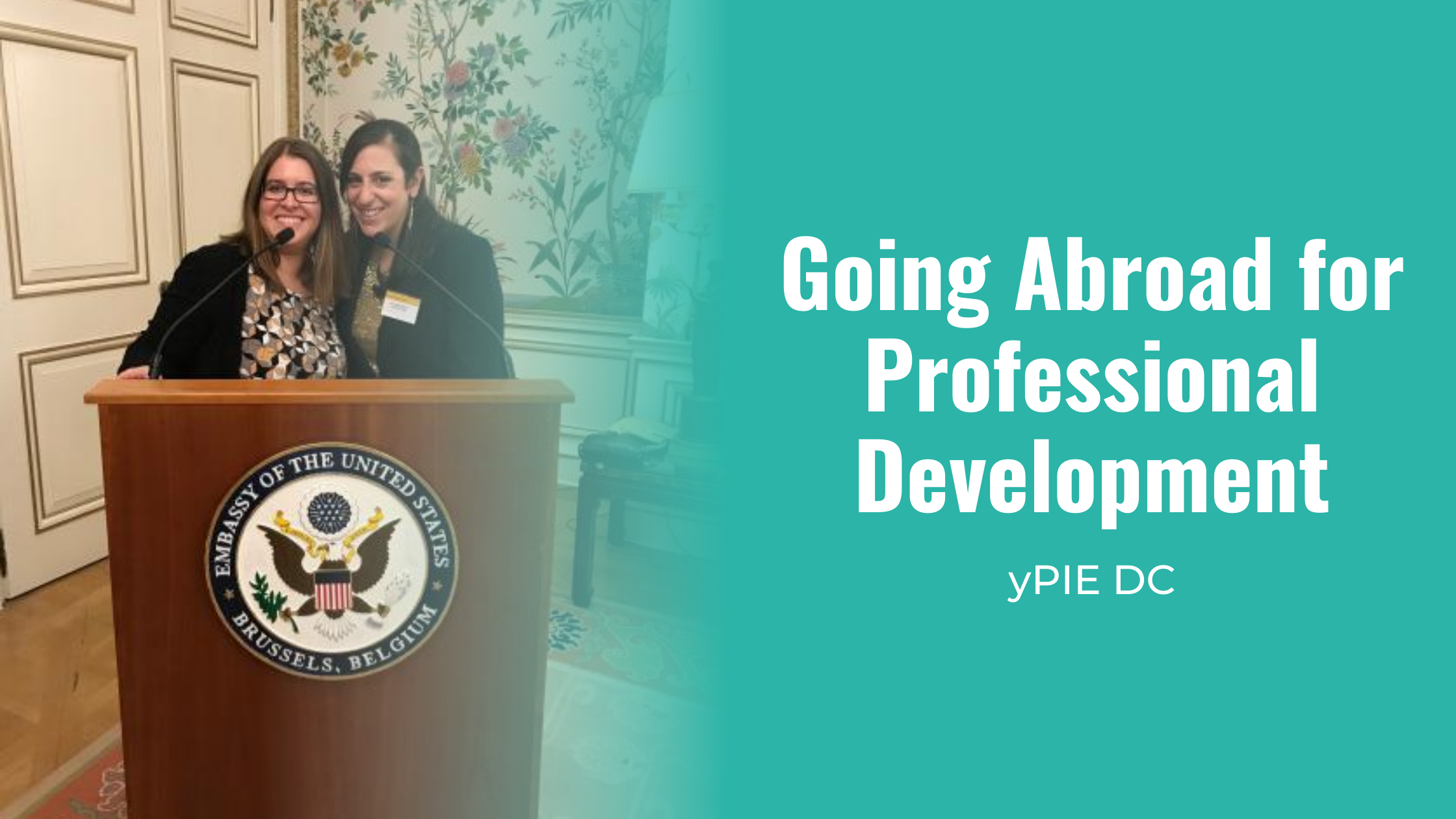 going abroad for professional development